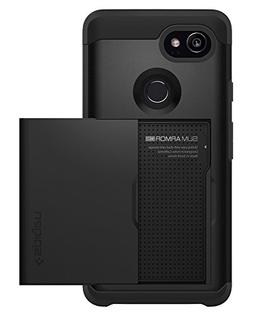 Spigen Slim Armor CS Google Pixel 2 XL Case with Slim Dual L