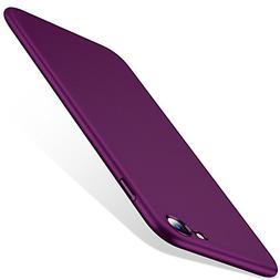 TORRAS Slim Fit iPhone 8 Case/iPhone 7 Case, Hard Plastic Fu