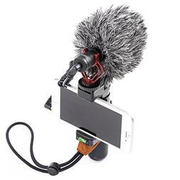 Smartphone Video Rig Portable iphone Stabilizer Vlogging Han