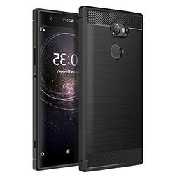 Sony Xperia XA2 Ultra Phone Case, MoKo Soft Lightweight TPU