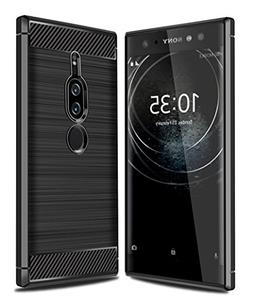 Sony Xperia XZ2 Premium Case with HD Screen Protector, Ucc F
