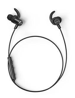 Anker SoundBuds Slim+ Wireless Headphones, Bluetooth 4.1 Lig