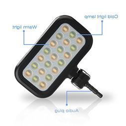BlueBeach LED spotlight flash selfie light Cellphone Camera