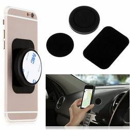 Stick On Dashboard Magnetic Car Mount Stand Holder for iPhon