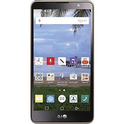 LG STLGL82VCPWP Stylo 2 4G with 8GB Memory Prepaid Cell Phon