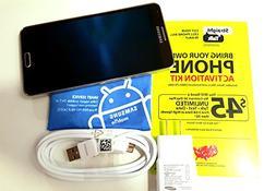 """Straight Talk Samsung Galaxy Note 3 """"Verizon 4G LTE"""" Via Str"""