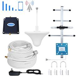Phonelex at&T T-Mobile Cell Phone Signal Booster 4G LTE 700M