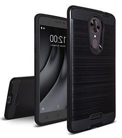 T-Mobile Revvl Plus Case,Coolpad Revvl Plus Case with Finger