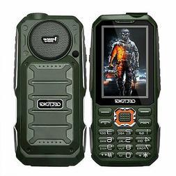 Cectdigi T19 Rugged 2G GSM Mobile Phone,Shockproof Military-