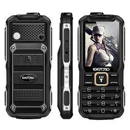 Cectdigi T9900 Rugged 2G GSM Mobile Phone,Shockproof Militar