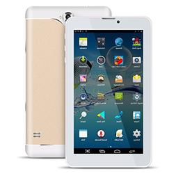 Padgene 7 Inch 8GB Tablets,Android 4.4.2 MTK6582 Quad Core 1