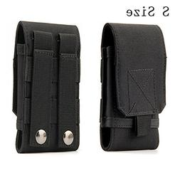 tactical molle smartphone holster