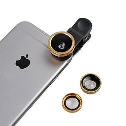 ONX3 Tecno Phantom 6  Mobile Phone Universal Camera Lens 3 i
