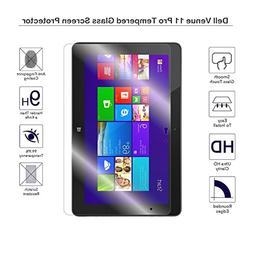 MOTONG Tempered Glass Screen Protector for Dell Venue 11 Pro