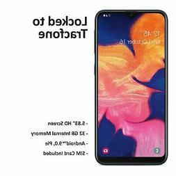 Tracfone Samsung Galaxy A10e 4G LTE Prepaid Smartphone  - Bl