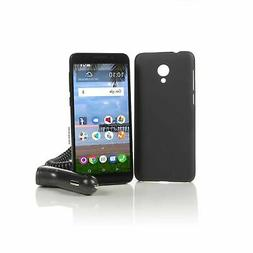 Tracfone TCL LX 4G Phone + 90 Days of Service with 750 Minut
