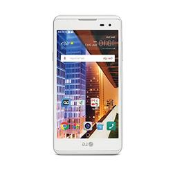 LG Tribute HD 4G LTE with 8GB Memory Prepaid Cell Phone - Wh