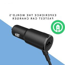 Turbo Fast Powered 25W Samsung Galaxy J7  Car Charger with E
