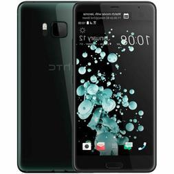 HTC U Ultra - 64GB - Black  Dual SIM Android GSM Smartphone