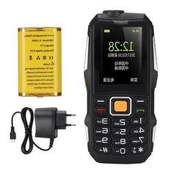 U001 Seniors Mobile Phone Dual SIM Dual Standby Elder People
