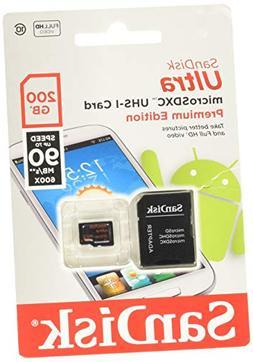 SanDisk Ultra 200GB Micro SD