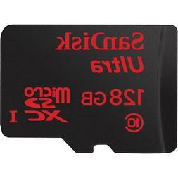 Professional Ultra SanDisk 128GB OnePlus 5T MicroSDXC card w
