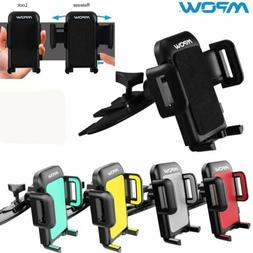 Mpow Universal 360°CD Auto Slot Car Mount Holder For Mobile
