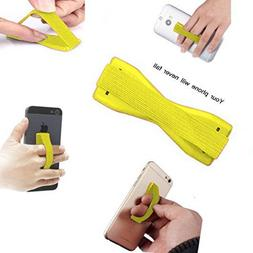 I-Sonite  Universal Anti-Slip Elastic Finger Mobile Phone Gr