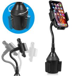 universal car cup holder mount accessories 360