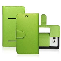 """Travel Lovers Universal Case for 5.3""""-5.7"""" Mobile Phone,Fold"""