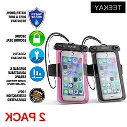 Universal Waterproof IPX8 phone Case pou