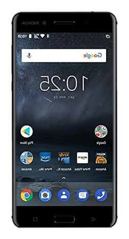 Nokia 6-32 GB - Unlocked  - Black - Prime Exclusive - with L
