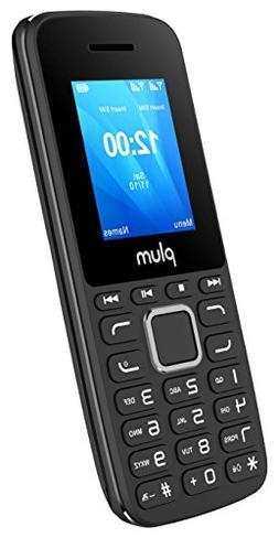 Plum Unlocked Cell Phone GSM Worldwide Dual Sim Camera FM Ra