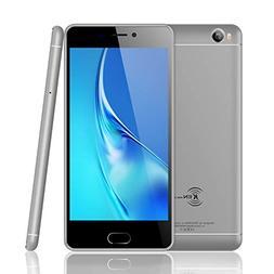 Unlocked Cell Phone KEN XIN DA V7 5.0 Inches 16+2GB Memory D
