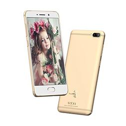 Unlocked Cell Phones Kenxinda X6 4G Dual SIM Smartphones 5.0