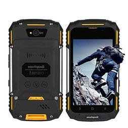 Waterproof Mobile Phone Dustproof Shakeproof Rugged GSM Smar