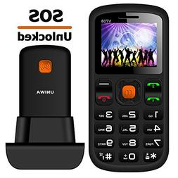 "MOSTHINK Unlocked Senior Phone 1.77"" 2G GSM T-Mobile Big But"
