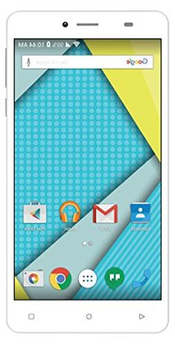 Unlocked Smart Cell Phones 4G GSM - Android 6.0-16GB Memory