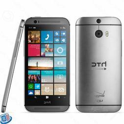 HTC One M8 Windows 32GB Verizon 4G LTE Smartphone w/Cortana