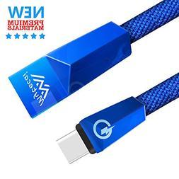 Mytecai USB C Cable USB Type c Cable-Mytecai 3A Super Fast C