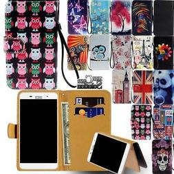 For Various Mobile phones - Universal Flip Leather Wallet Ca