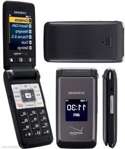 Verizon or PagePlus amsung Haven U320 CDMA Cell Phone Dark G