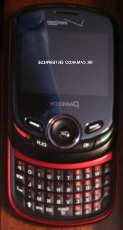 Verizon Wireless Prepaid - Pantech Jest No-contract Mobile P
