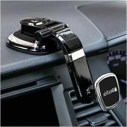 Magnetic Dashboard Smartphone Car Mount, Phone Holder Compat