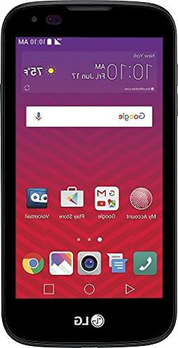 Virgin Mobile - LG K3 with 8GB Memory Prepaid Cell Phone - B