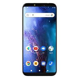BLU V0390WW Black Vivo Go 6.0 HD+ Display Smartphone with An