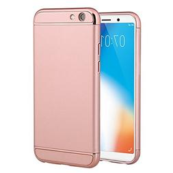 TOTOOSE Vivo Y71 Case, Soft Grip TPU Thin  Protect Cover Sho