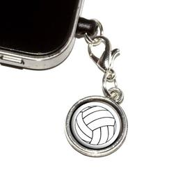 Graphics and More Volleyball Anti-Dust Plug Universal Fit 3.
