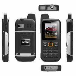 Cectdigi F8 Walkie Talkie Dual Sim Card Phone with Power Ban