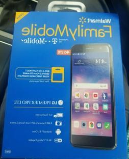 Walmart Family Mobile LG Premier Pro LTE 5.3 inch screen 8MP